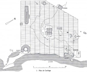 Plan_carthage_romaine